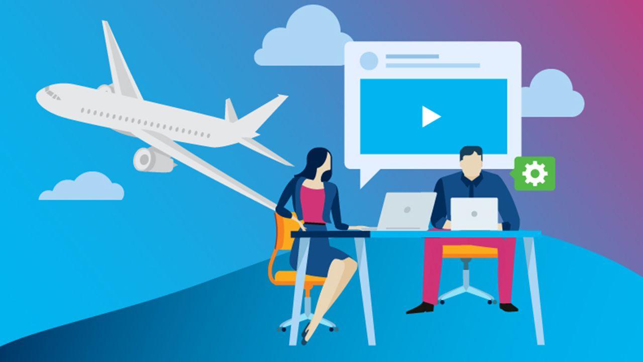 Airline e-Commerce: airline digital retailing