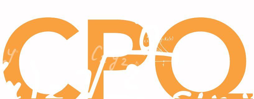 orange CPQ letters