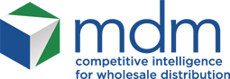 mdm competitive intelligence for wholesale distribution logo
