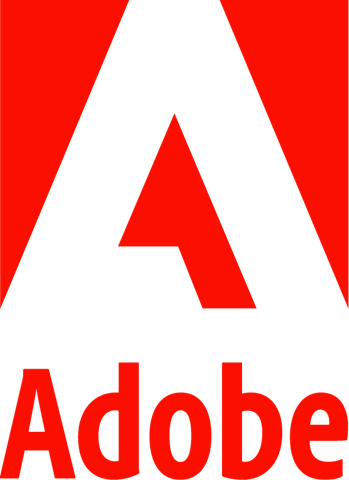 Adobe Systems logo and wordmark