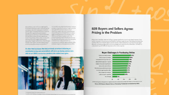 Pricing is key to digital selling maturity white paper thumbnail