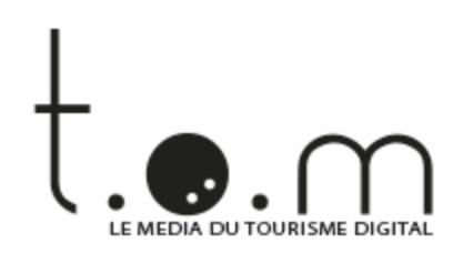 TOM travel logo