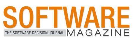 Software Magazine orange logo