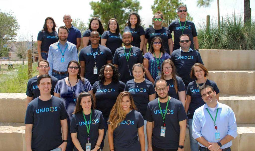 PROS Unidos members team photo