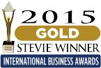 2015 Stevie Winner International Business Awards