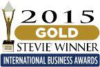 2015 Stevie Winner International Business Awards