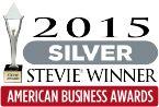 2015 Silver Stevie Winner American Business Awards