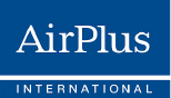 AirPlus International blue logo with white letters