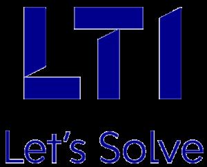 LTI Let's Solve logo