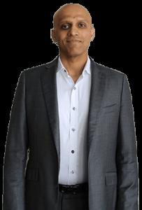 A men in a suit