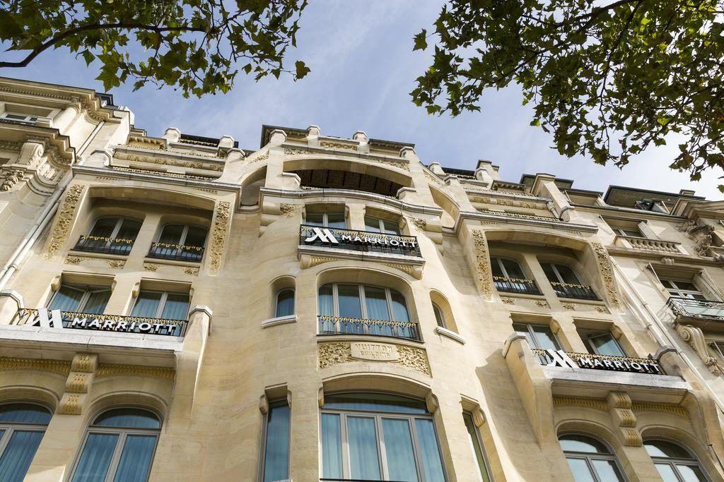 Hotel Marriot in Paris