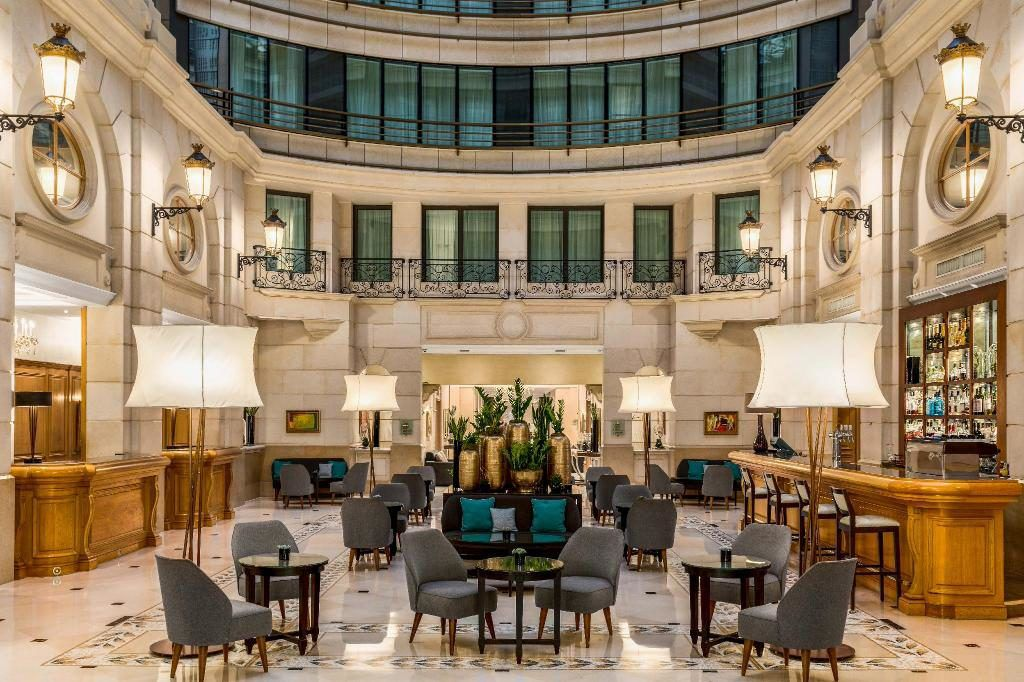 Hotel Marriott in Paris