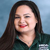 Aylen Mayton, PROS Talent Program Manager headshot