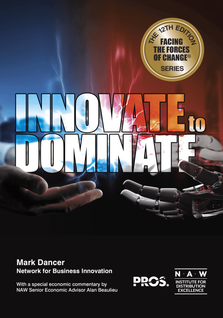 Innovate to Dominate Book Cover