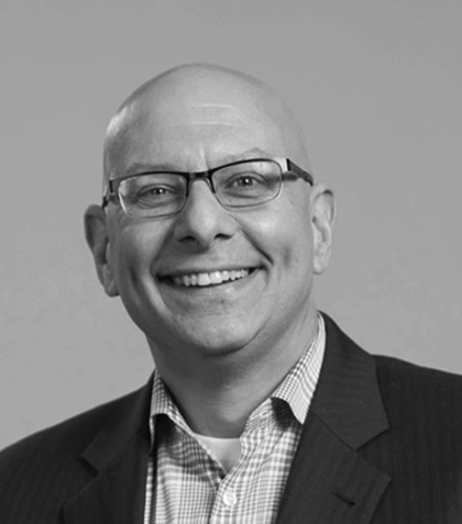 John Allessio, Chief Customer Officer at PROS headshot
