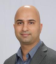 Amol Adgaonkar, Microsoft headshot