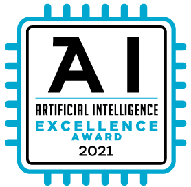 2021 Artificial Intelligence Excellence Award for Machine Learning
