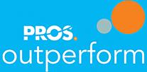 PROS Outperform 2021 conference logo