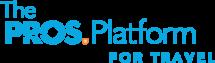 The PROS Platform for Travel logo