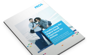 Transforming the Digital retail Experience for Airline brief cover