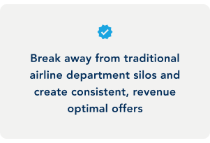 Create consistent, revenue optimal offers with PROS Platform text image