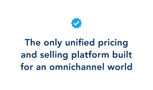 Text image about the unified pricing and selling PROS Platform