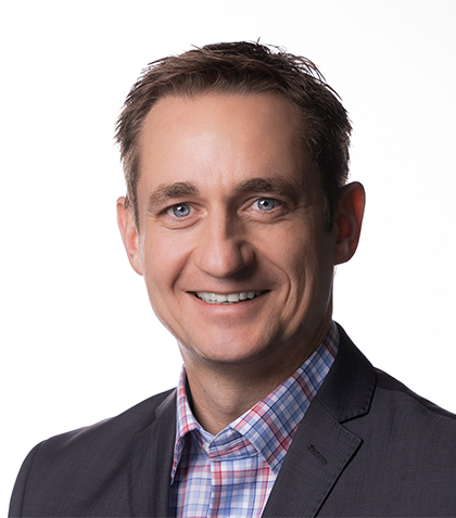 Sebastian Redtka, Director, Customer Success at PROS, headshot